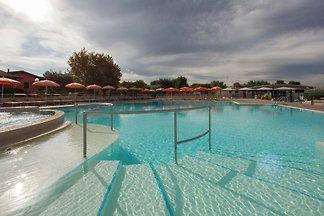 Ferienpark Garda Village - Maxicaravan Deluxe...