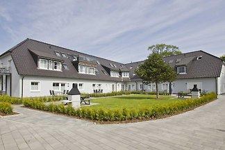 03 MEERbodden: 46 m², 2-Raum, 2 Pers., Terr.