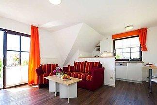 Appartement Luv mit Seeblick und Balkon (L)