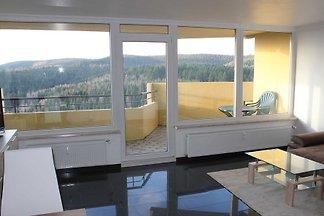 Harz Braunlage Familien - Apartment 13. Etage