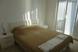 Appartement mit 2 Schlafzimmern fuer je 2 Per...