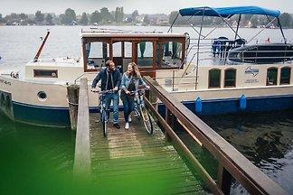 führerscheinfreies Hausboot-- Kormoran 1140