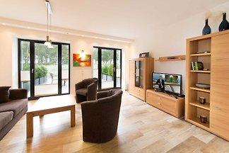 Appartement A02 96 m²,3SZ bis 8 Erw.