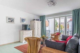 (A 4.12) 2 - Raum - Apartment mit Balkon