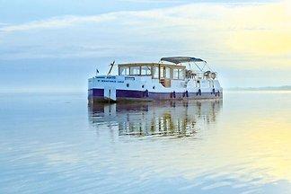 führerscheinfreies Hausboot-- Kormoran 1500