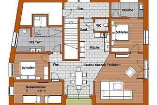 Appartement Auszeit