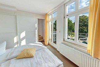 Villa Ostseewarte Whg. 13, SÜDBALKON,...