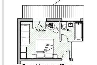 Doppelzimmer A 1