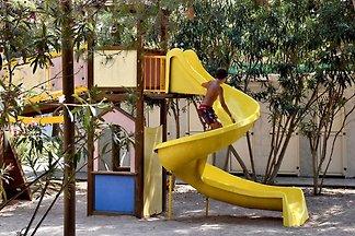 Ferienanlage La Masseria - Mobilehome Happy P...