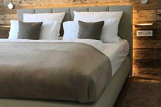 Luxus- Ferienwohnung mit privatem Wellness-...