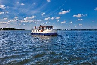 führerscheinfreies Hausboot-- Kormoran 1150