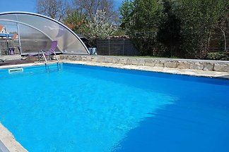Moderne Fewo mit Pool am Brombachsee -...