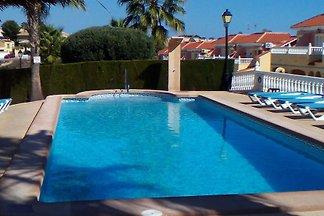 Vakantiehuis Ontspannende vakantie Villamartin