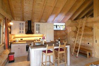 Log Cabins Naturstamm Ferienhaus Müritz 12