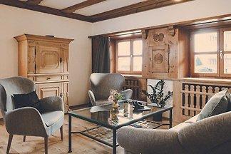 Dreizimmer-Apartment Hochsitz