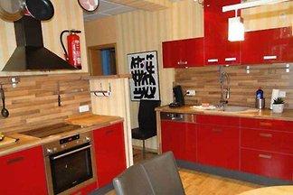 Zwei-Raum-FeWo Typ PM14 mit Terrasse