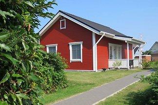 Ferienhaus 6a Nordland 60qm für max.