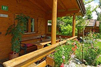Apartment oder Ferienhaus mit Gartenblick
