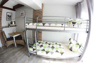 Wohnung 12: 17m², 1-Raum, 2 Pers.