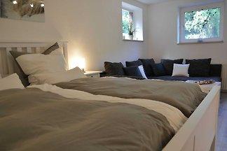MiBa LUNA, 2 Zimmer, 58 m², Souterrain