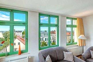 Villa Ostseewarte Whg. 14, SEEBLICK, BALKON,...