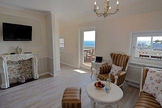 Appartement Nr. 7 Königsstuhl mit Balkon und...