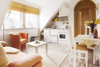 Wohnung gelb