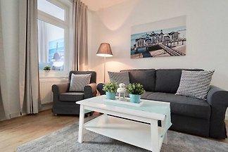 Ferienappartement (4) Ummanz mit Balkon (H)