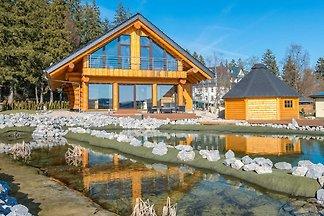 Naturstammhaus 140 qm