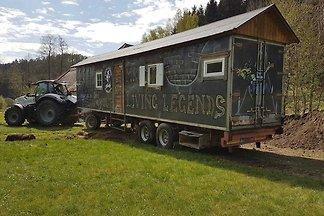 Living Legends - Tiny House in der Edermühle