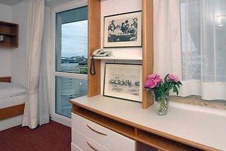Einzelzimmer.Balkon.Seeblick