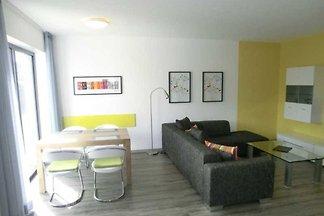Kleeblatt Wohnung Gelb