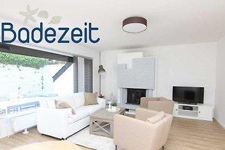 Badezeit - Muschel