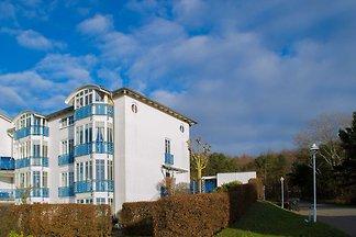 Ferienappartement mit Seeblick in Sellin