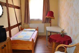 Einzelzimmer mit Etagen Dusche und WC Nr.