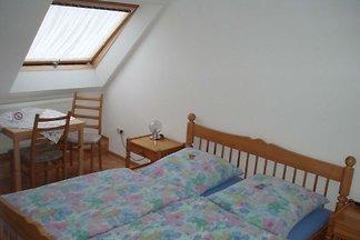 Einzelzimmer 3, Gästehaus Strandmuschel