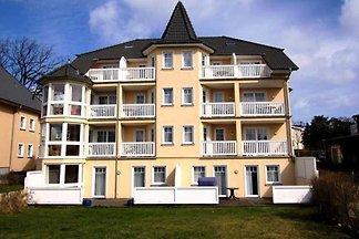 Ferienwohnung mit Balkon im Ostseebad Binz...