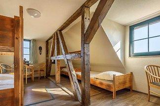 4 Bettzimmer mit 2 Einzelbetten und ein...