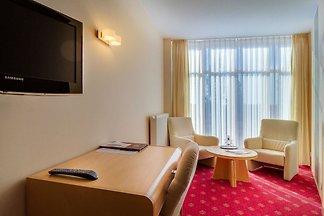 Doppelzimmer zur Einzelnutzung in der Villa...