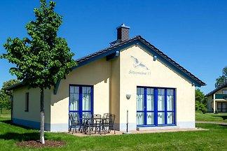 Ferienhaus Silbermöwe, 6 Personen Standard