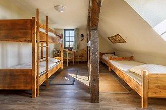 4 Bettzimmer mit 1 Doppelbett und ein...