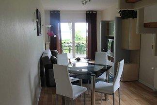 apartman za odmor u Krakow am See