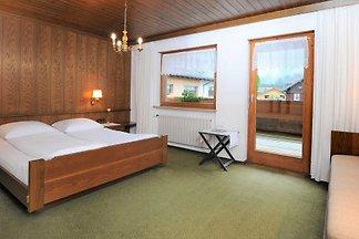 Doppelzimmer mit Balkon 1