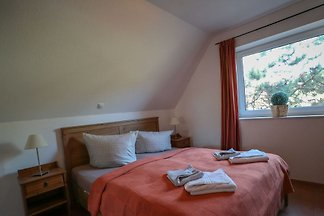 Unsere in 2007 erstellten Suiten in der Ferienanlage Strandblick sind besonders geeignet für Usedomliebhaber, Naturfreundeund Fahrradfahrer.