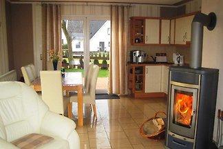 Ferienhaus mit 100 m² für 6 Pers.