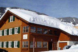 Holiday flat in Au in Vorarlberg