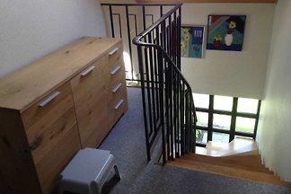 Haus Sommerwind verfügt über 4 voll ausgestattete Ferienwohnungen in ruhiger Wohnsiedlung am Ortsrand von Ditzum.