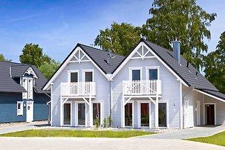 Haus: 100m², 4-Raum, 6 Pers.