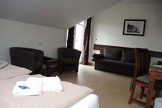 Doppelzimmer 30 mit Ost-Balkon Haus Max