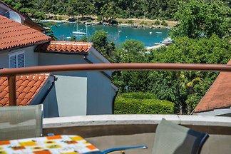 Apartment A1 mit Blick auf den Strand